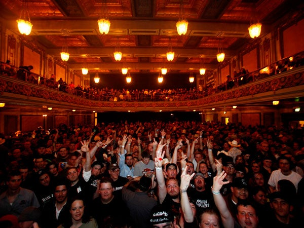 Photos The Regency Ballroom